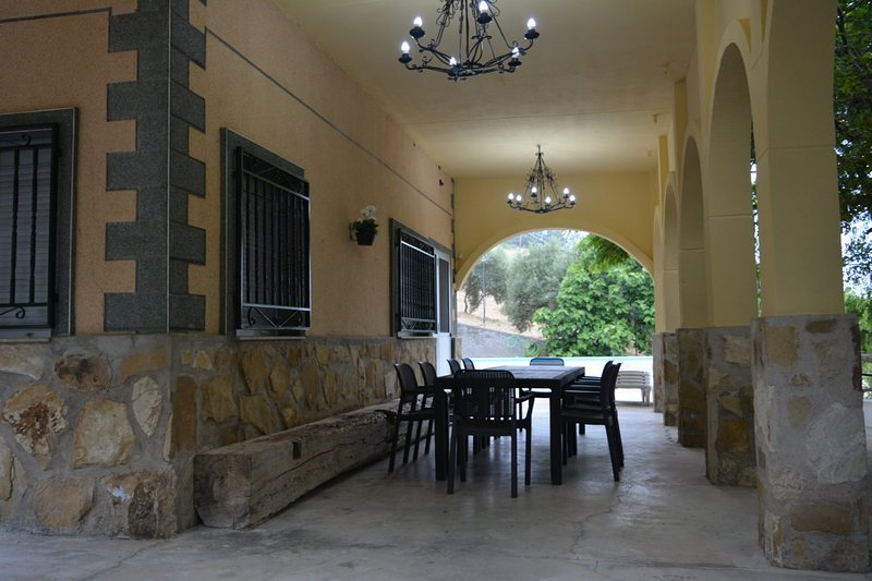 CASA DE SANTO DOMINGO, vacation rental in Quesada