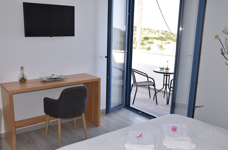 A&E Elpida Rooms Laerma Village / Mangana, casa vacanza a Kamiros Scala