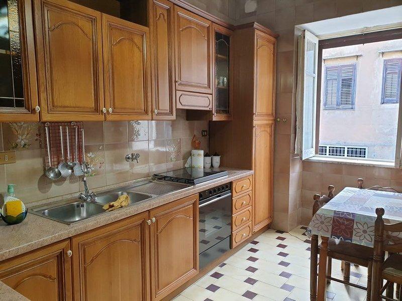 La casa di Gabry, vacation rental in Cammarata