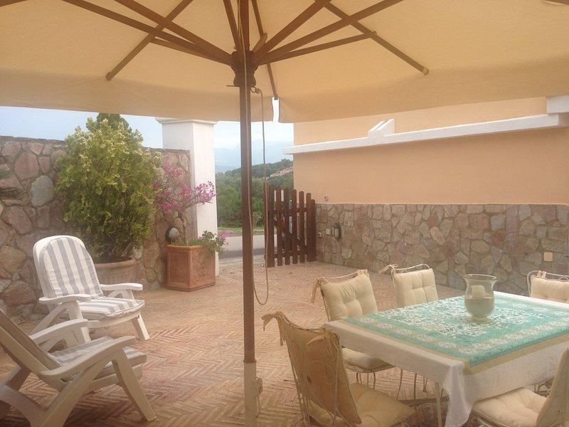 Les amis appartamento, holiday rental in Centola