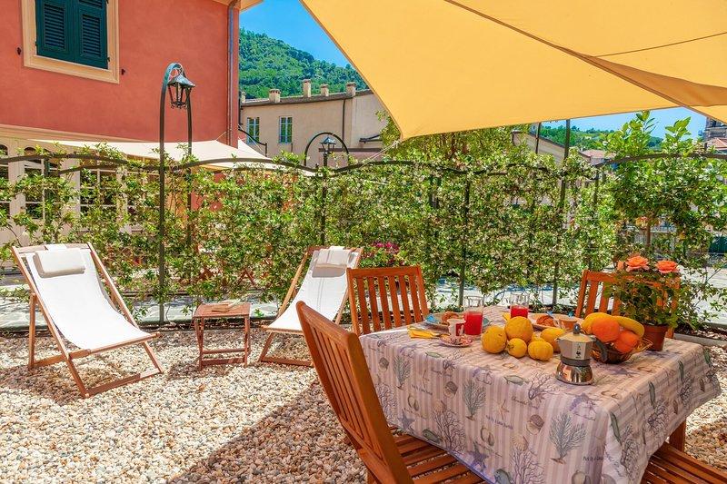 Portovecchio Apartments - Levanto - Ziguela Apartment - Levanto, casa vacanza a Bonassola