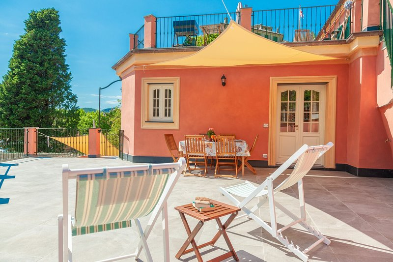 Portovecchio Apartments - Levanto - Polpo Apartment - Levanto, casa vacanza a Levanto