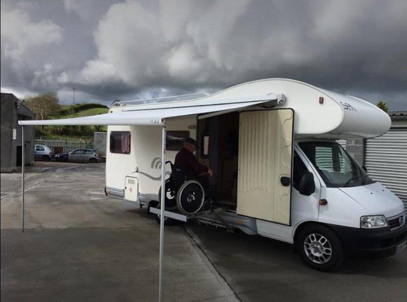 Campervan Ireland Rentals, vacation rental in Cookstown