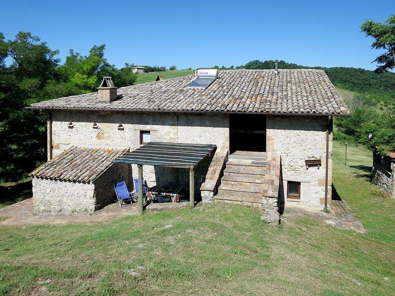 Sociano, holiday rental in Civitella d'Agliano