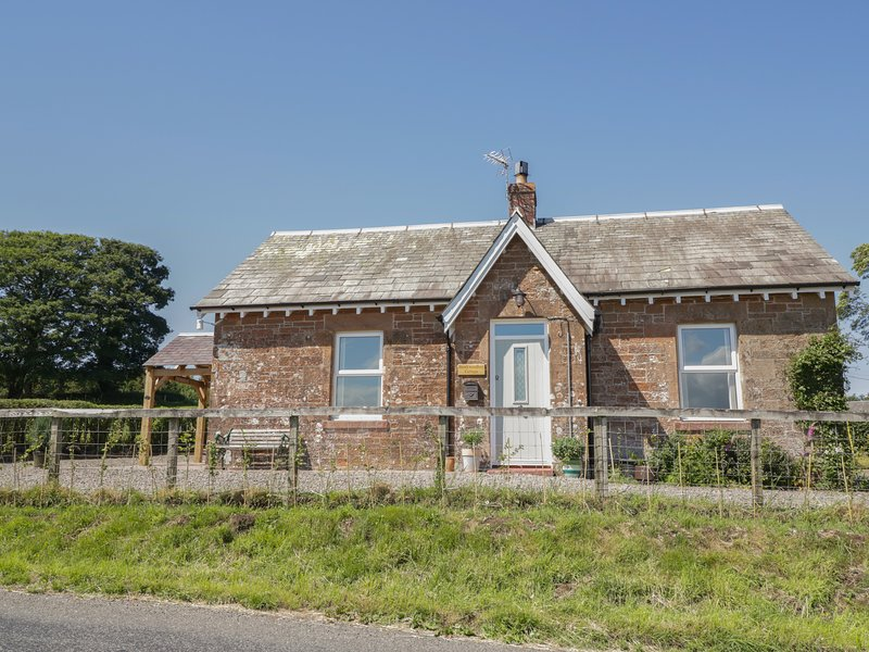 Brockwoodlees Cottage, Canonbie, vacation rental in Eskdalemuir