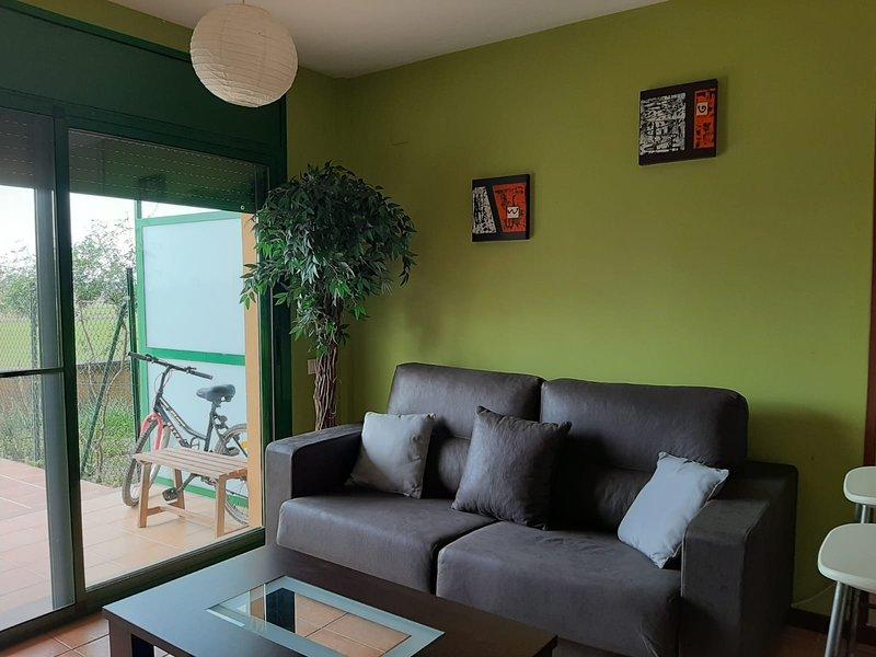 Apartamento en el Delta !!, vacation rental in Terres de l'Ebre