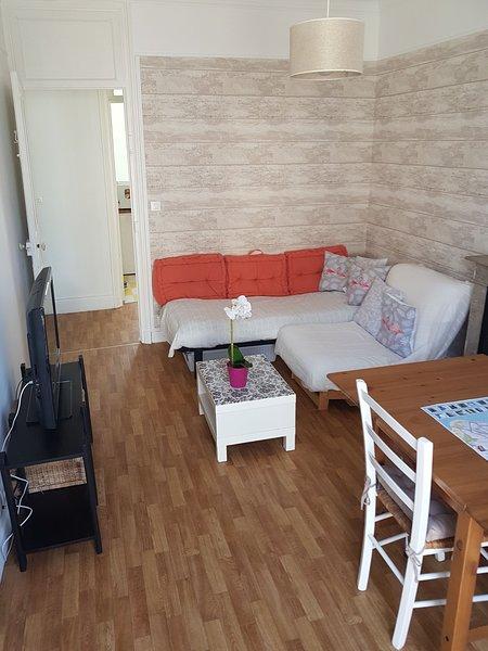 Appartement calme proche plage et commerces., vacation rental in Berck