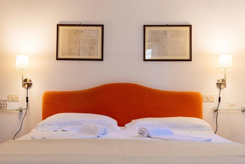 Castello, appartamento 2px - B&B Borgo di Oliveto, holiday rental in Badia Al Pino