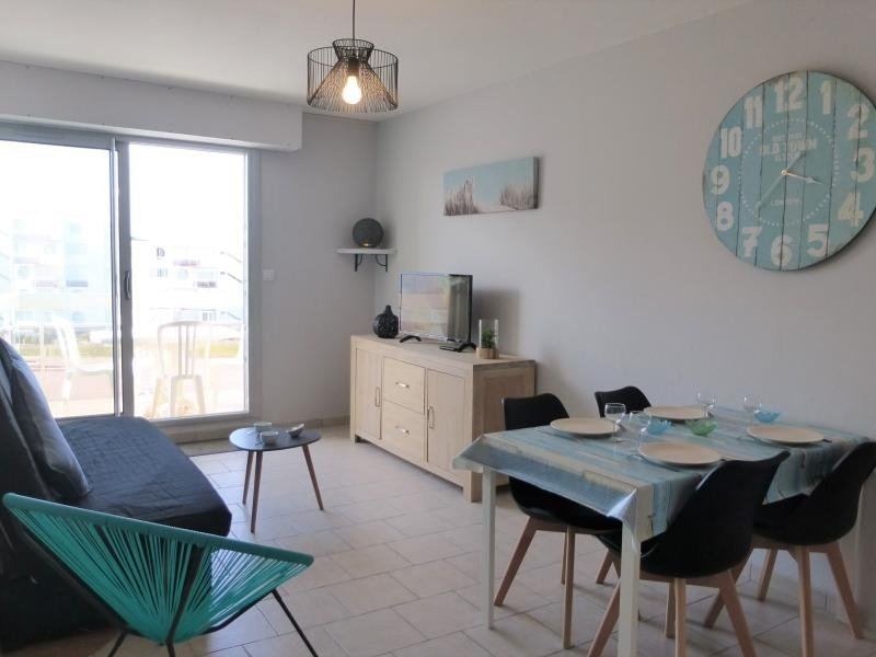 Appart 2 pièces 4 couchages SAINT GILLES CROIX DE VIE, vacation rental in Croix-de-Vie