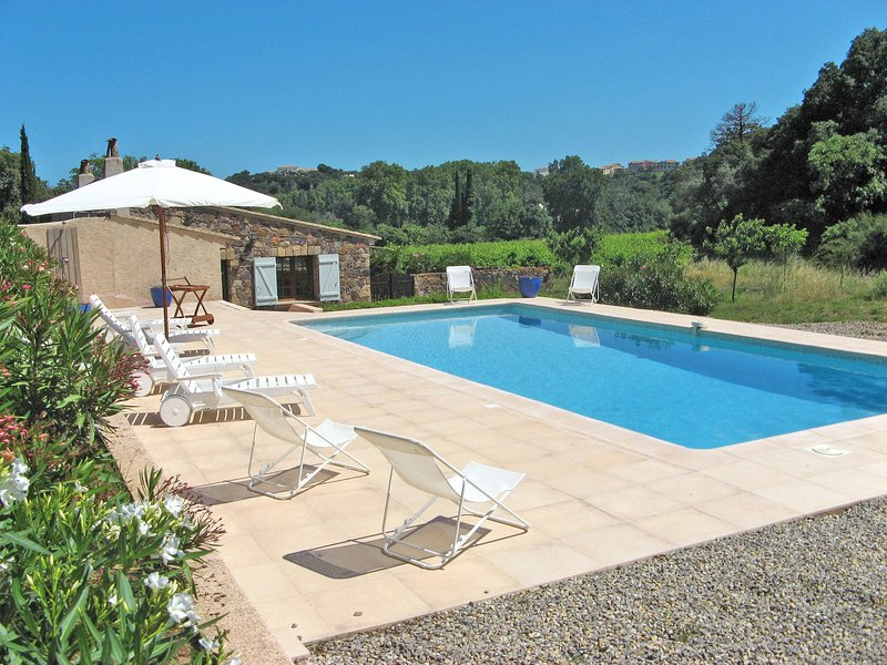 La Bergerie des Vignes (AGY130), holiday rental in Agay