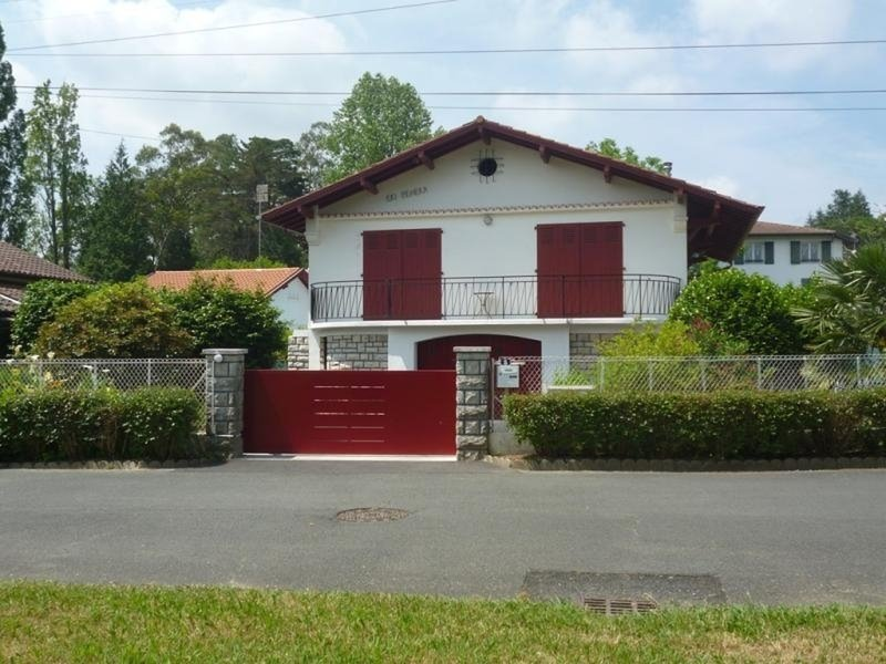 C162 CAMBO LES BAINS : T1 Bis, 2 personnes, vacation rental in Itxassou