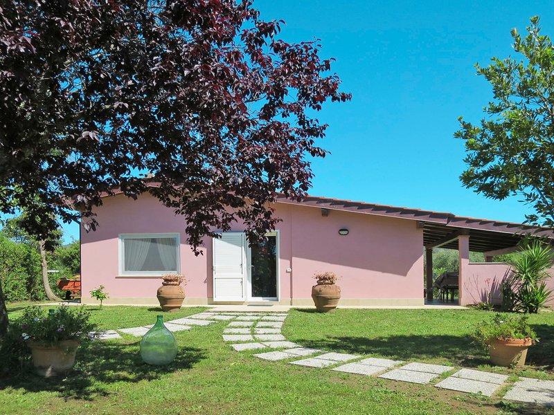 La Moggia, holiday rental in Macchiascandona