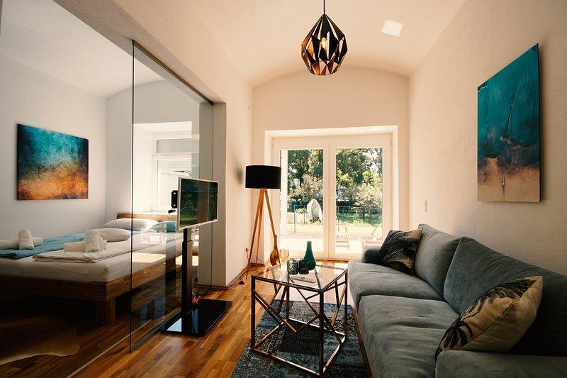 Citystar Design Apartment, Ferienwohnung in Ebenthal