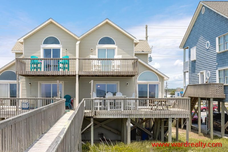 Dolphin Watch N, vacation rental in North Topsail Beach