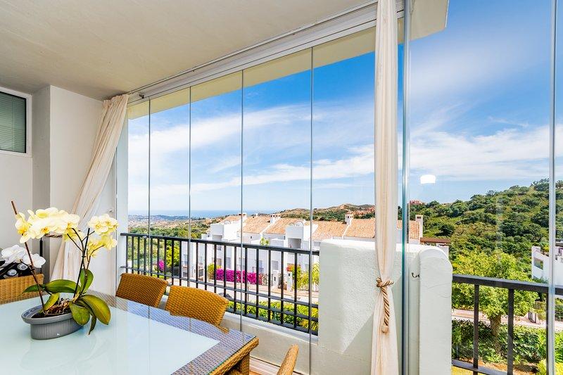 Cubo's Apartamento Bosque de la Mairena, vacation rental in Artola