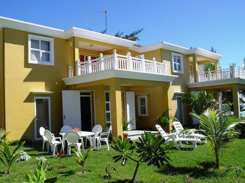 villa flamboyant palmar, holiday rental in Flacq District