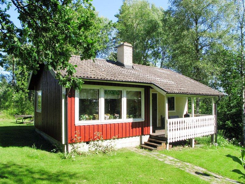 Mjöhult Skogen (HAL022), casa vacanza a Overlida