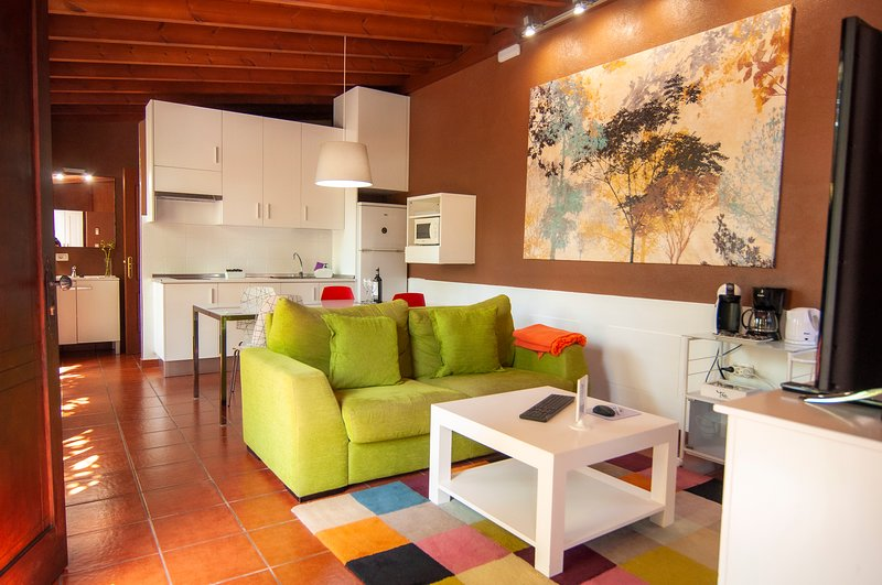 El Rincón del Huroncillo, LOFT, holiday rental in Tejina