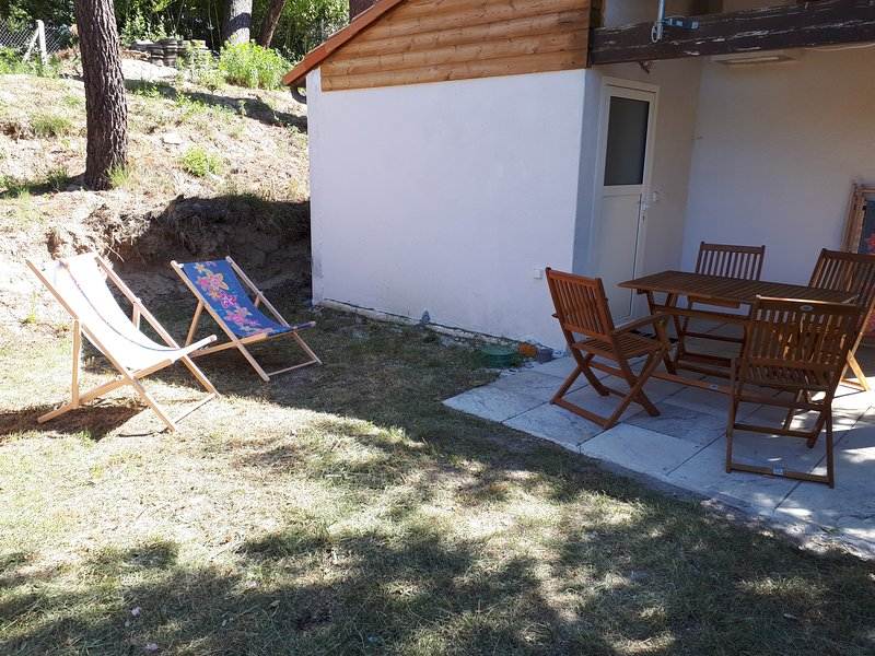 Agréable appartement- Bonne Etoile, casa vacanza a Semussac