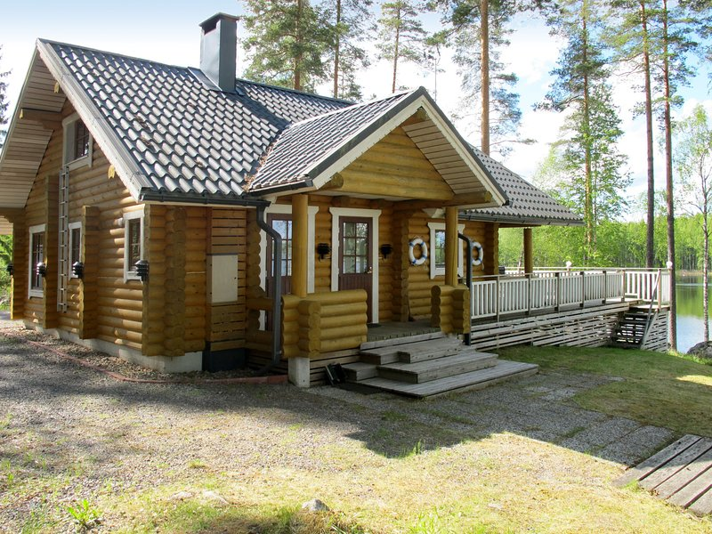 Kuha (FIT079), vacation rental in Luopioinen