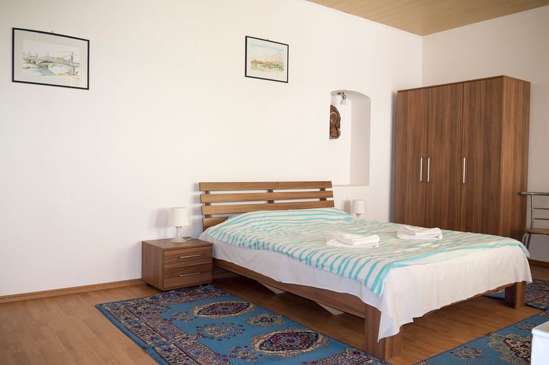 Beautiful Studio in the city center GCS5, holiday rental in Selimbar