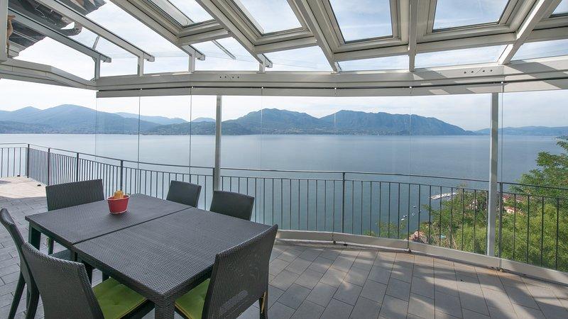 IML1026 CASA PANORAMICA, vacation rental in Cannero Riviera