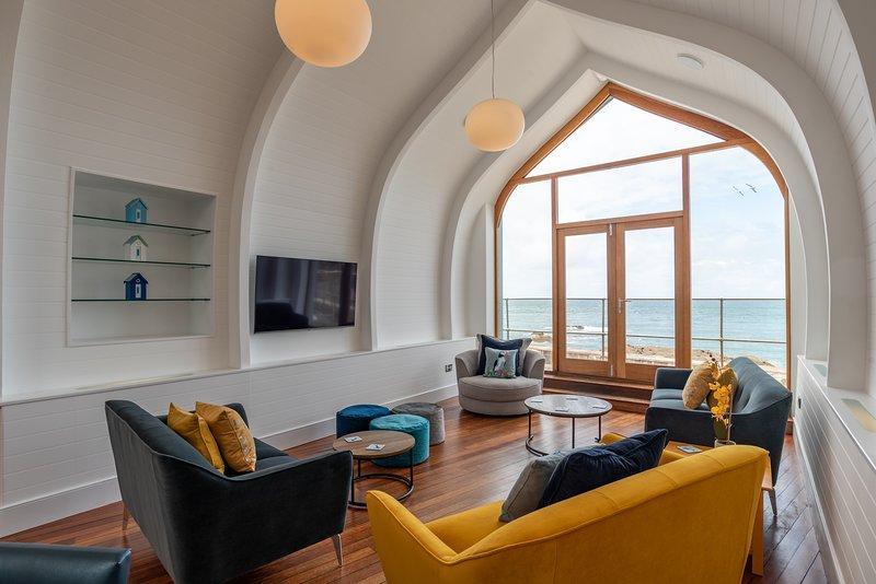 The Ultimate Harbourside Apartment!, location de vacances à Ilfracombe