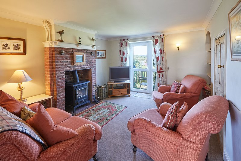 Coastguard Cottage, holiday rental in Saltburn-by-the-Sea