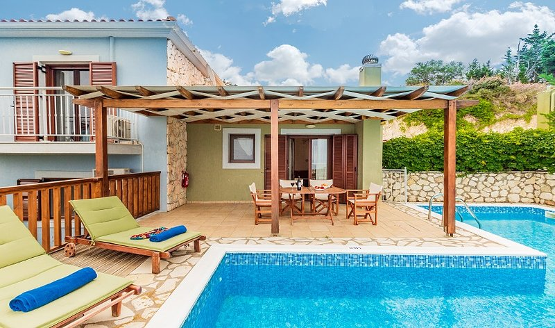 Agios Nikitas Resort Villas 1, location de vacances à Agios Nikitas