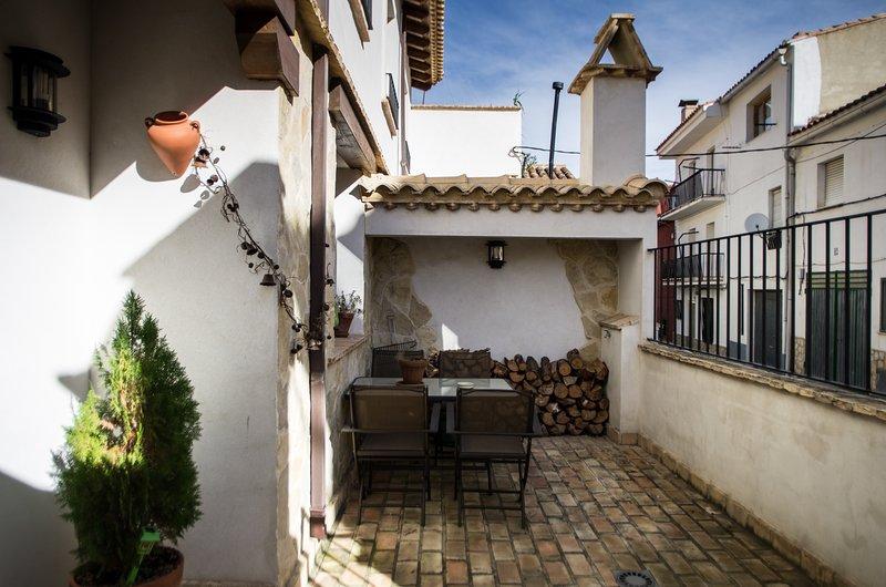 Casa Rural para descansar, hacer deporte, pasear etc., holiday rental in Talayuelas