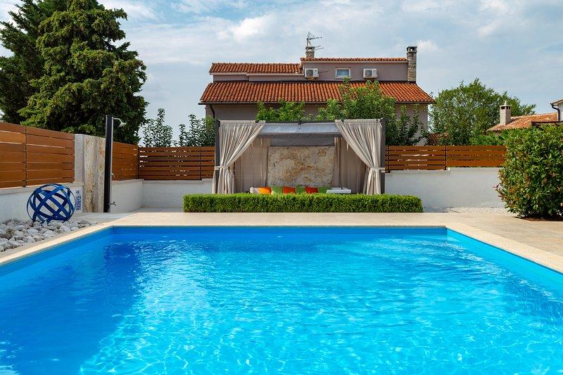 Vacation house Villa Deal, holiday rental in Sveti Petar u Sumi