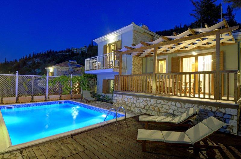 Agios Nikitas Resort Villas 2, location de vacances à Agios Nikitas