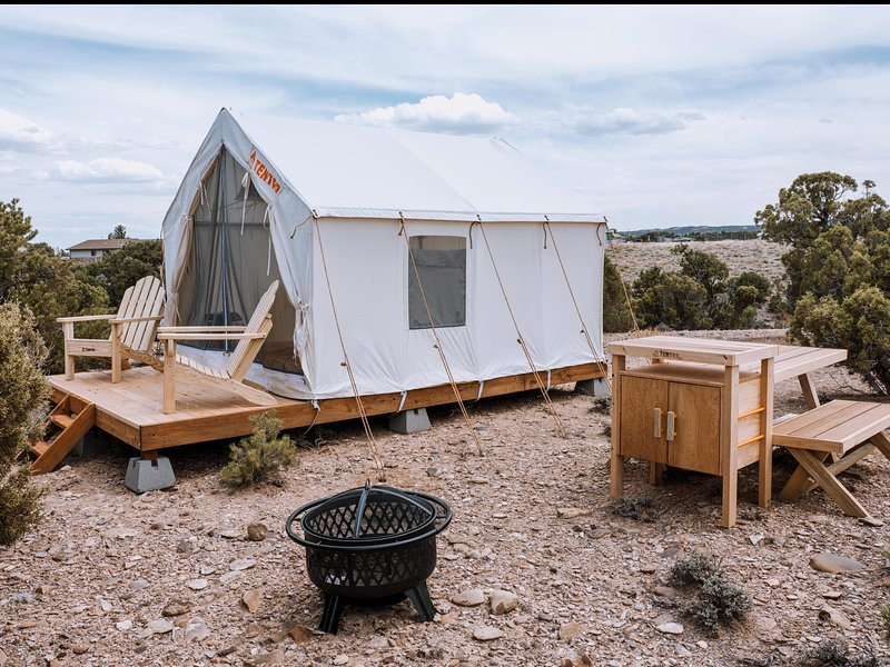 Tentrr State Park Site - Fred Hayes State Park at Starvation: Single Site 3, holiday rental in Duchesne