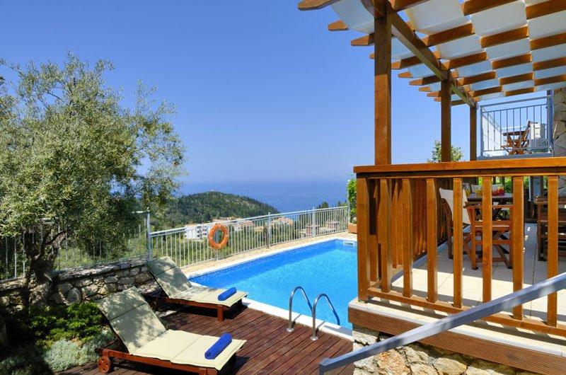 Agios Nikitas Resort 3, location de vacances à Agios Nikitas