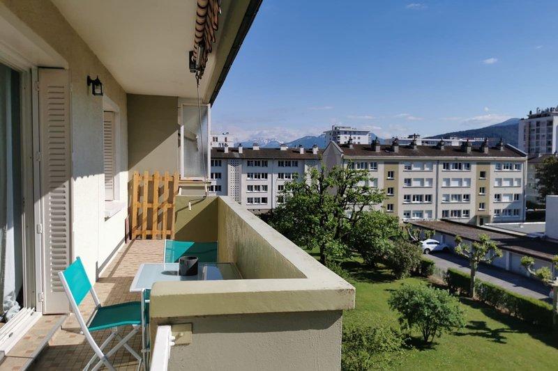Magnifique Appartement à 5 minutes du lac, location de vacances à Argonay