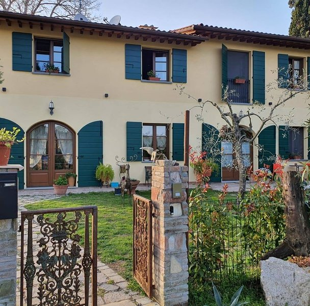 Holiday House CuordiNatura - La Quercia, vacation rental in Castelfranco di Sotto