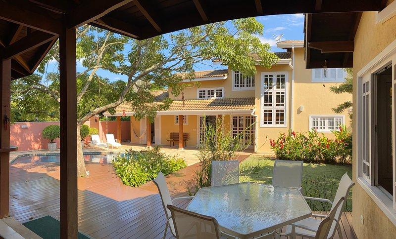 Bela Casa São Sebastião - 300m da Praia, vacation rental in Sao Sebastiao