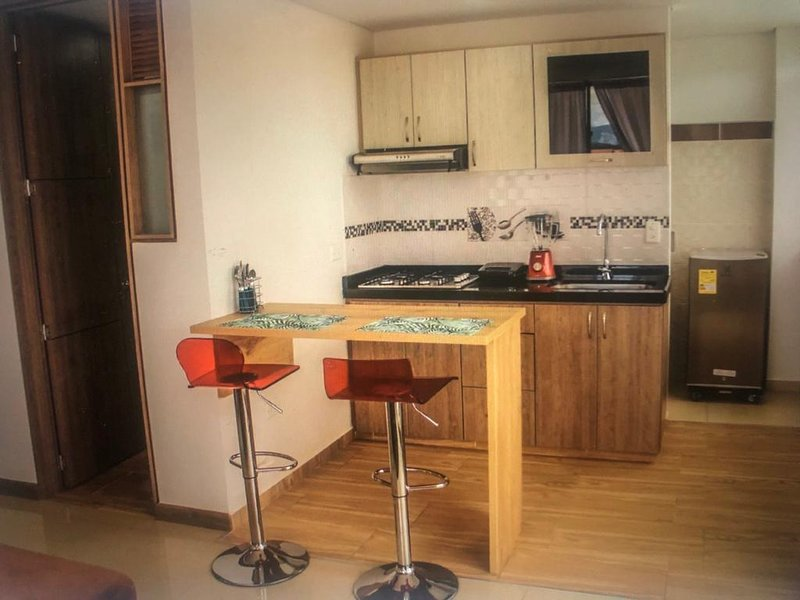 Apartamento loft, aluguéis de temporada em Zipaquira