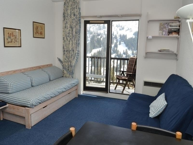 joli studio confortable avec vue magnifique, holiday rental in Flaine