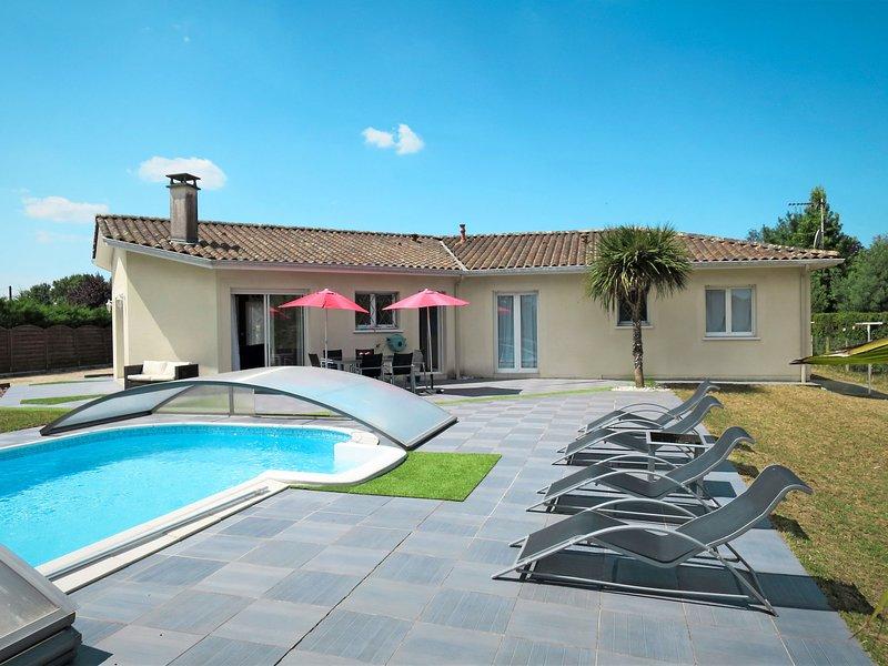 Le Clos Chalan (MLE100), casa vacanza a Arsac