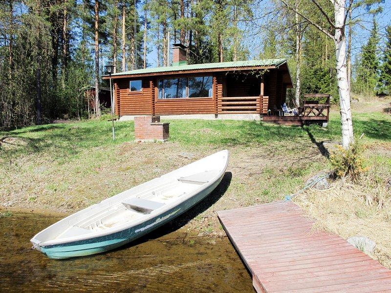 Salmi (FIJ014), location de vacances à Leppavirta