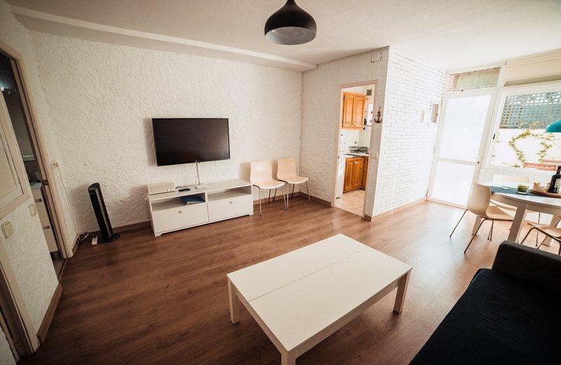 Apartament amb piscina a Calella de Palafrugell, vacation rental in Calella de Palafrugell