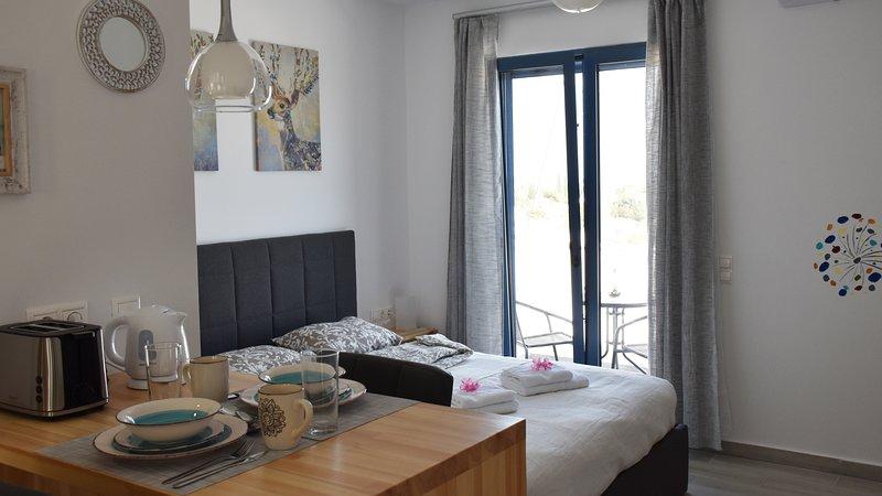 A&E Elpida Rooms Laerma Village Moutzis, casa vacanza a Kamiros Scala