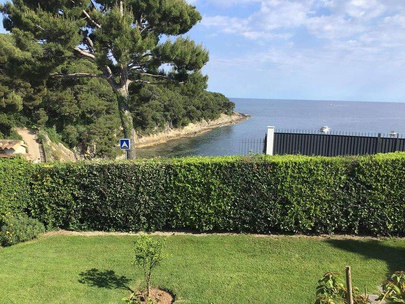 Villa by the sea in St Jean Cap Ferrat, holiday rental in St-Jean-Cap-Ferrat