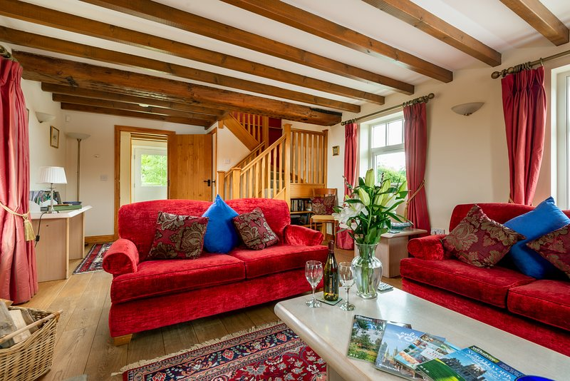 The Forge - 2 bedrooms Broadgate Farm Yorkshire, holiday rental in Skidby