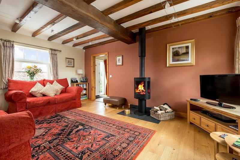 Foldyard Broadgate Farm Cottages 2 bed – semesterbostad i South Dalton