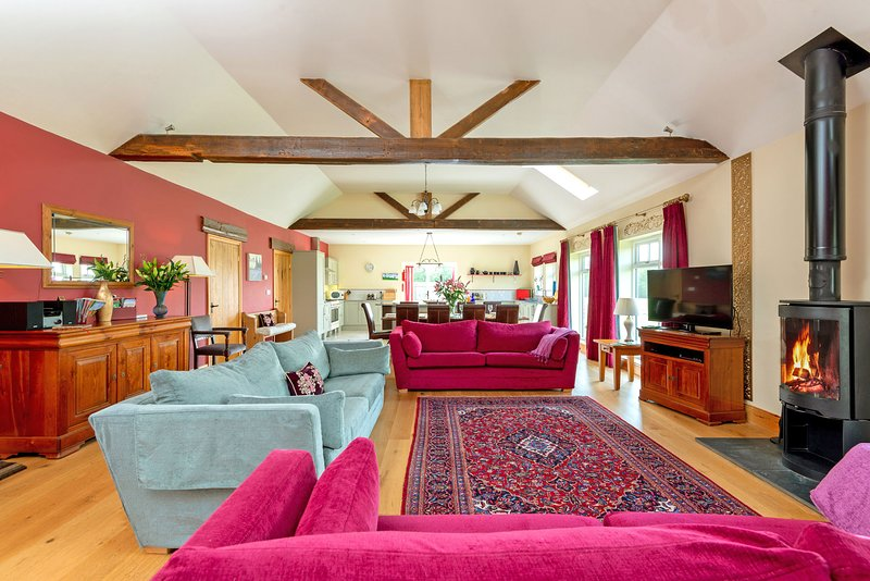 The Cart House 4 bedrooms Broadgate Farm,Yorkshire, holiday rental in Skidby