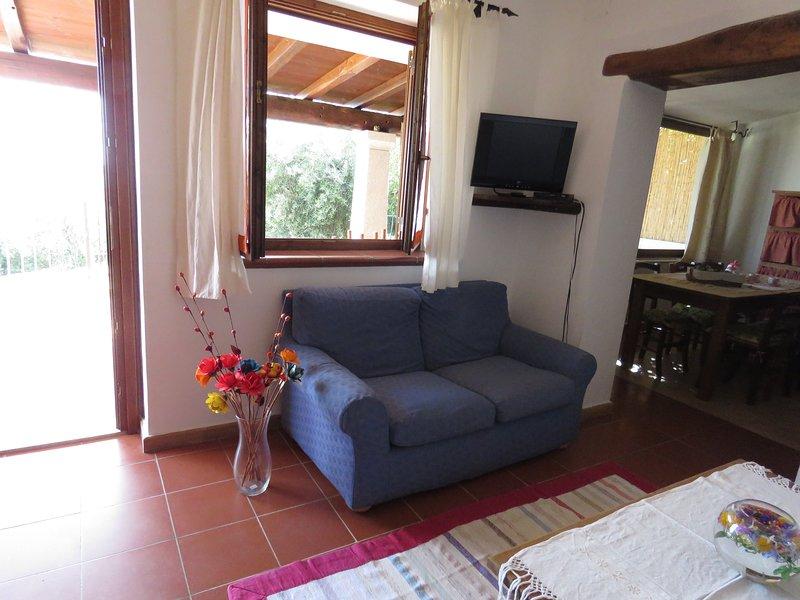 casa vacanza, vakantiewoning in Lotzorai