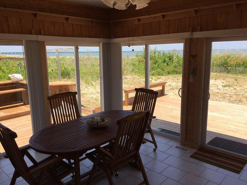 Life on a Sandbar, vacation rental in Smithfield