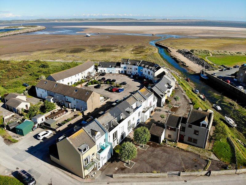 Combe n Sea in Haverigg, the hidden jewel near Cumbria's Western Lakes, holiday rental in Kirksanton